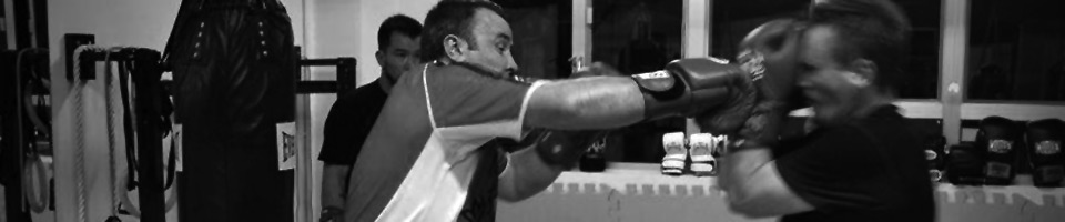 Boxing with Sifu Chris Collins